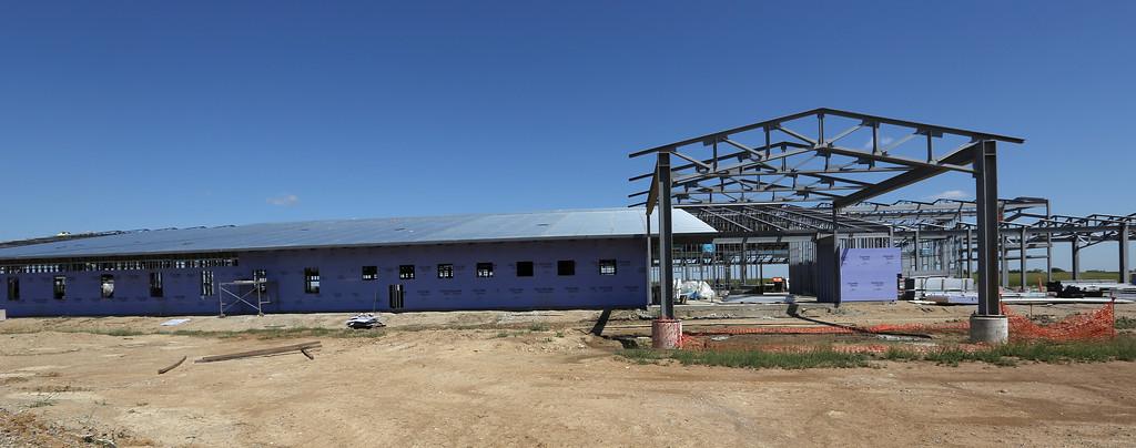 The 28,000-square-foot e Cooweescoowee Health Center in Ochelata.