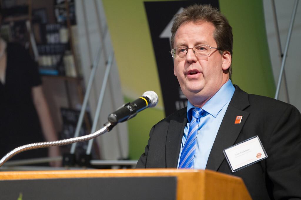 Dan Rickman, economics proffessor at Oklahoma State University.