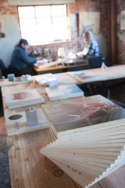 Oklahoma City based Madera will allow Instagram users to print photos on wood blocks.