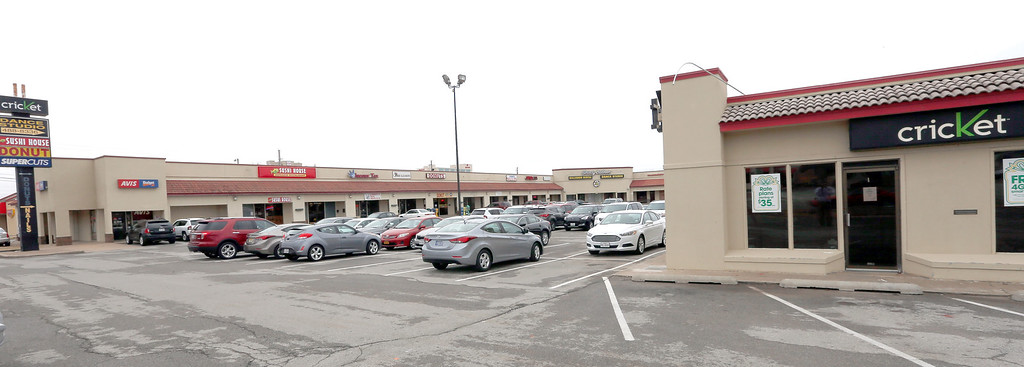 Ting Ventures Eat LLC paid $2.3 million for Tulsa's Spectrum Shopping Center.