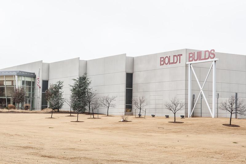 Boldt Construction in Oklahoma CIty, OK.