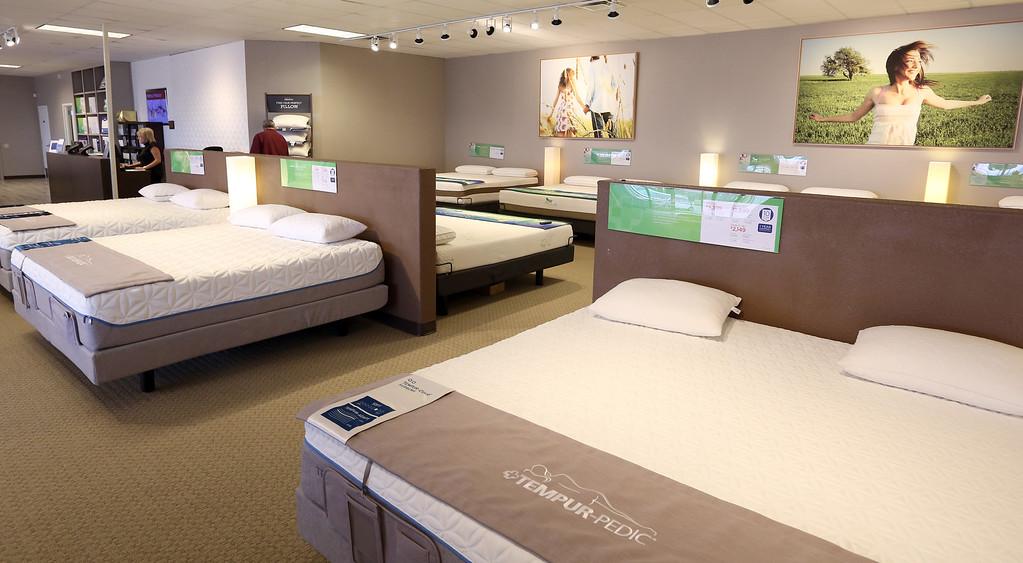 The Mathis Sleep Center in Broken Arrow.