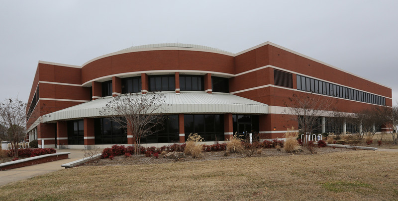 The Donald W. Reynolds Center on the Oklahoma State University Institute of Technology.
