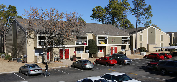 The 256 unit Coventry Park Apartments at 8210 East 63rd Place South in Tulsa, recently sold for $10,114,320.