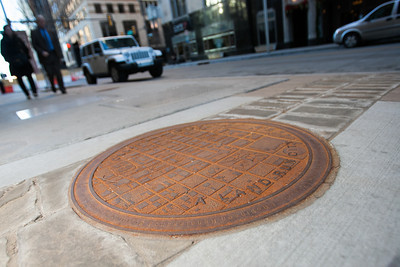 The City of Oklahoma City is looking to change it's supplier of man hole covers.