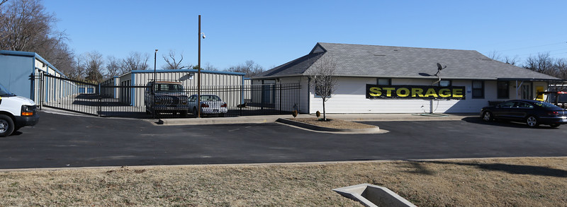 The Alcatraz South storage facility at 6501 South Peoria and a second facility in north Tulsa recently sold for $6.1 Million.