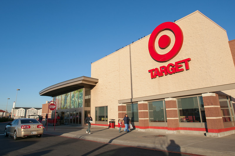 Target on NW Expressway and May in Oklahoma City, OK.