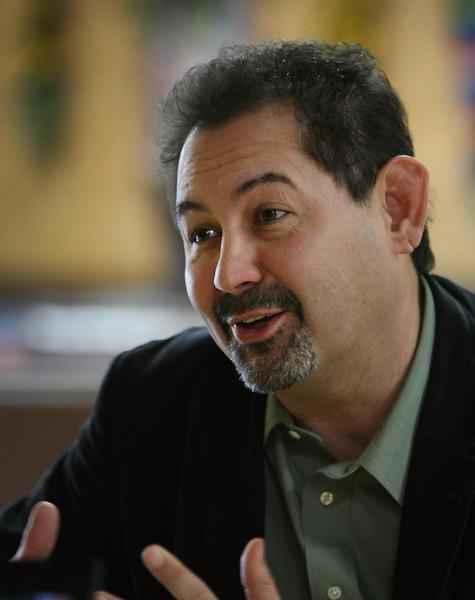 Francisco Trevino, President & CEO of the Greater Tulsa Hispanic Chamber of Commerce.