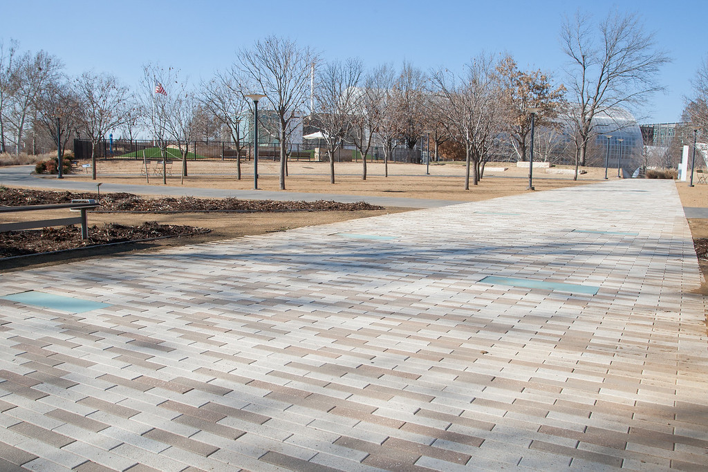 The 2015 Art Festival in Oklahoma City will be partially moving to the east side of the Myriad Gardens.