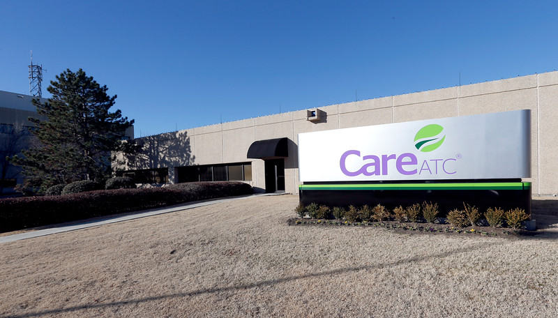 The Care ATC HQ in Tulsa.