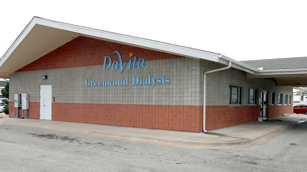 The DaVita Greenwood Dialysis Center near downtown Tulsa.