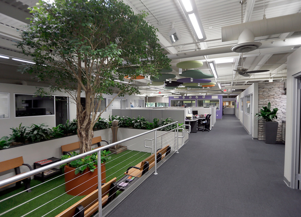 The Care ATC HQ in Tulsa.