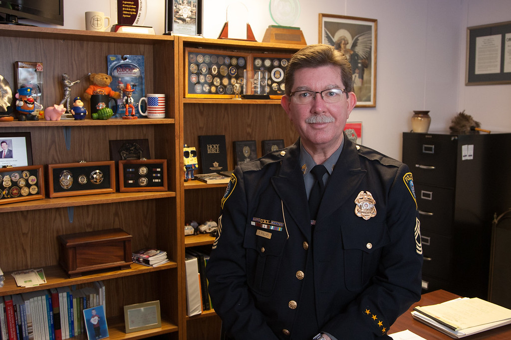 Charles Phillips is senior chaplain for the Oklahoma City Police Department.