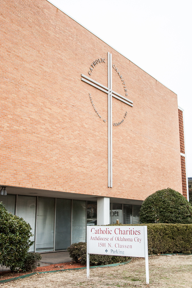 TEEM is planning to move to the Catholic Charities building at 1501 N Classen in Oklahoma CIty.