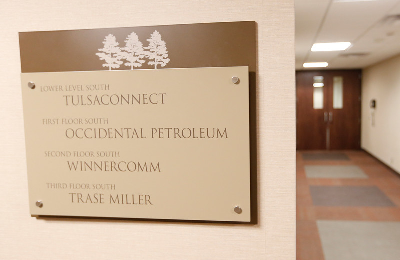 Tulsa connect tulsaconnect,  Occidental Petroleum, Winnercomm, trase Miller