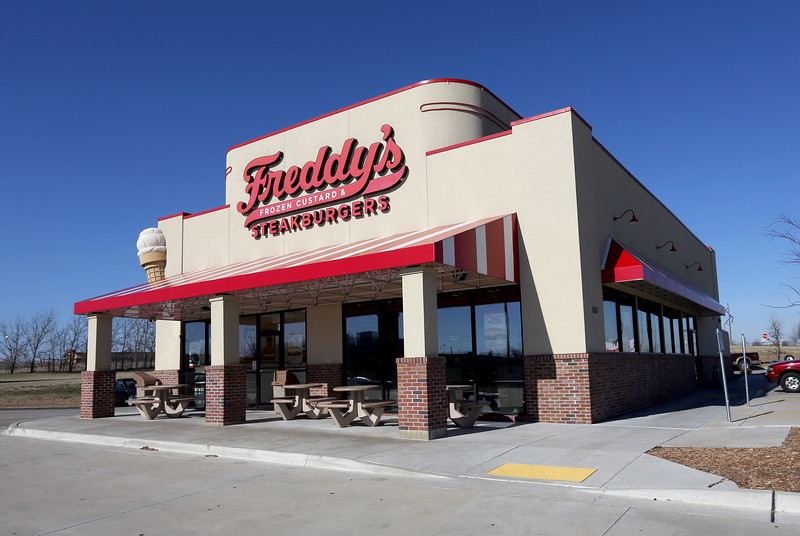 The Freddy's Custard in Broken Arrow.