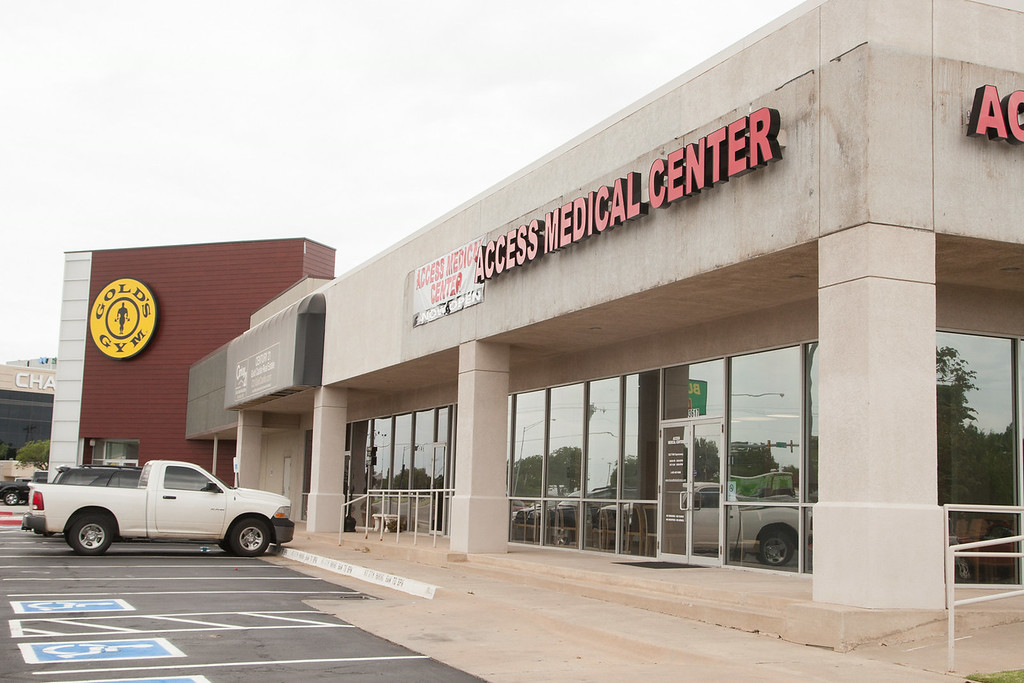 Access Medical has opened thre new locations in Oklahoma City including 3617 NW Expressway.