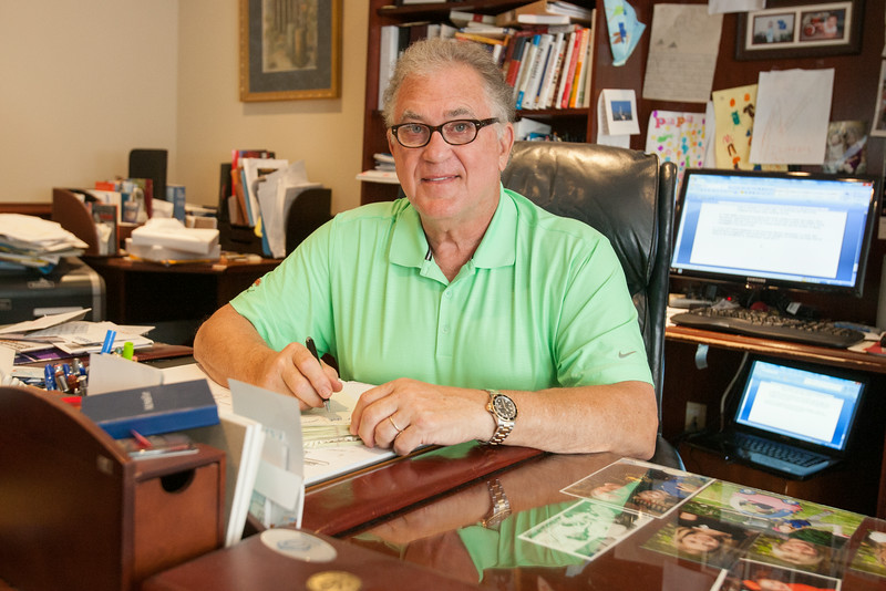Rodger Beverage, president and CEO of the Oklahoma Banker's Association.