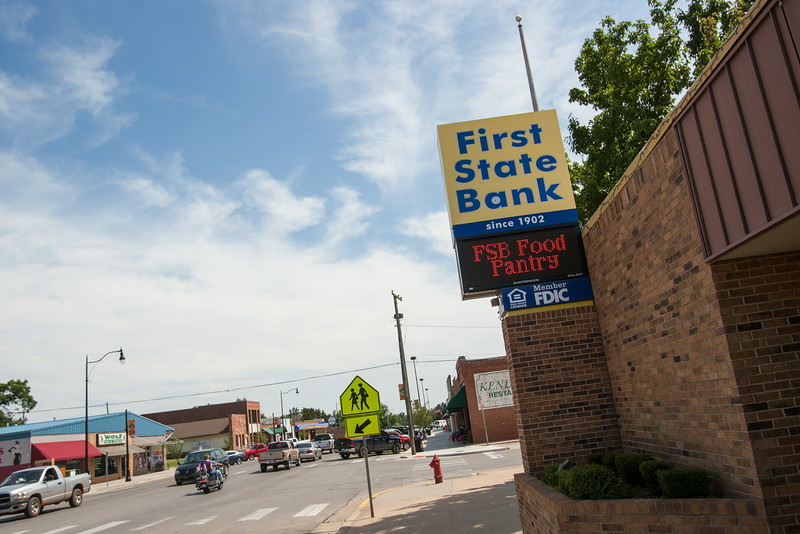 First State Bank in Noble, OK
