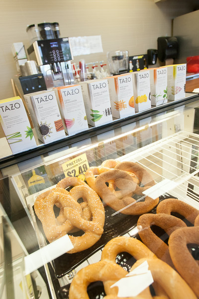 The new Subway in Loves Contry Stores on Hefner and N Penn offers an expanded menu that includes coffee, tea and a varity of baked goods.