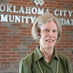 Nancy Anthony with the Oklahoma City Community Foundation.