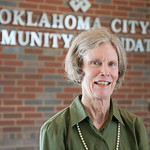 Nancy Anthony with the Oklahoma City Community Foundation.