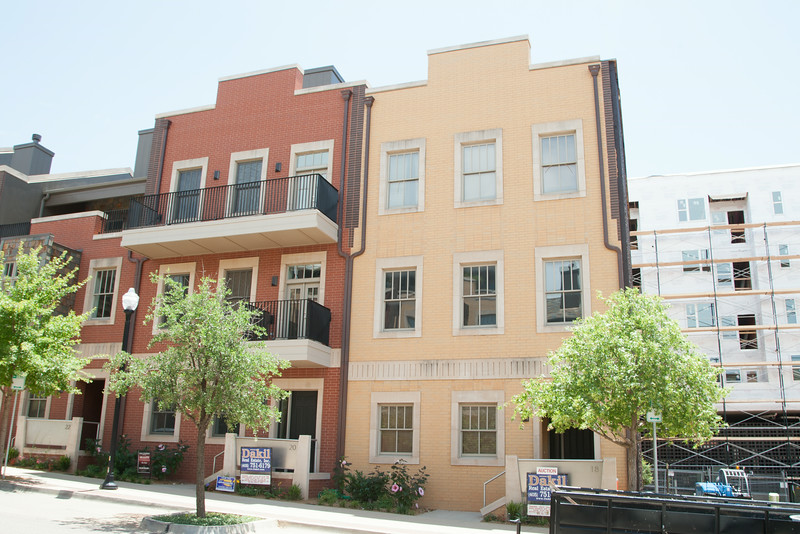 Property at 18, 20 and 26 NE 3rd in Oklahoma City is being sold at auction.