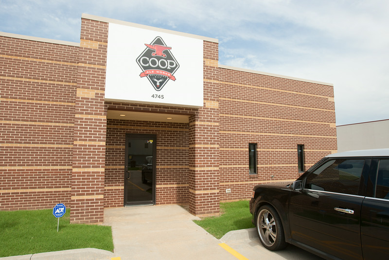 COOP Ale Works has moved to a larger facility at 4745 Council Hights Road in Oklahoma City, OK.