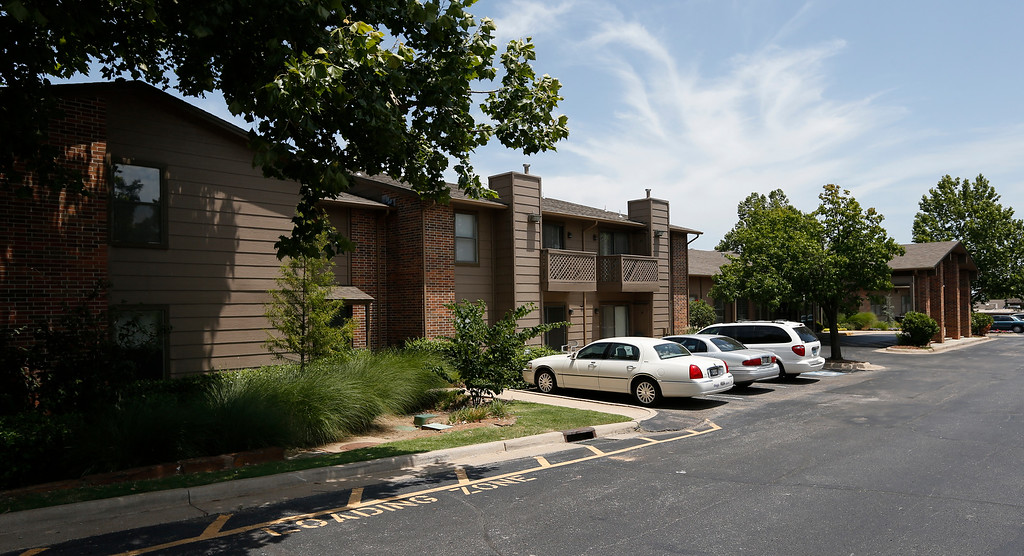 The Broadmoor Retirement Village located at  8205 E. 22nd St. South in Tulsa.