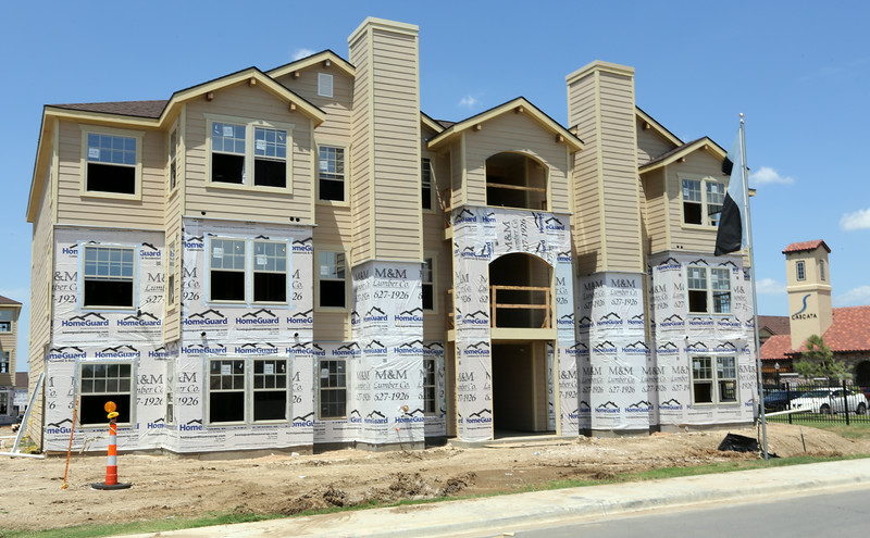 The expansion of the Cascada apartments in south Tulsa continues.