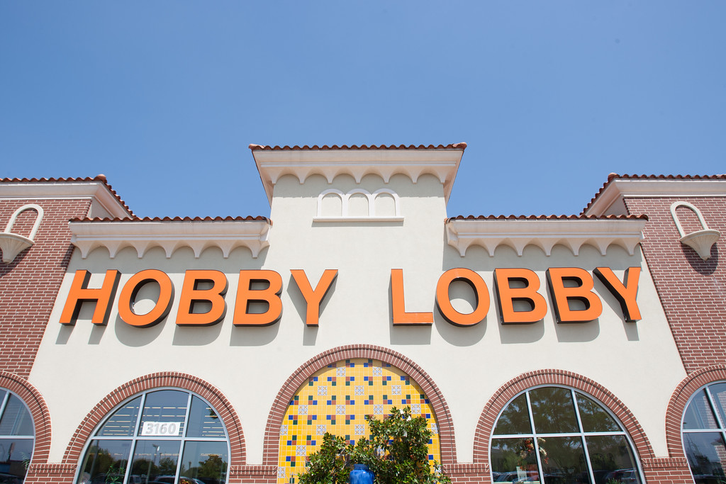 Hobby Lobby in Edmond, OK.
