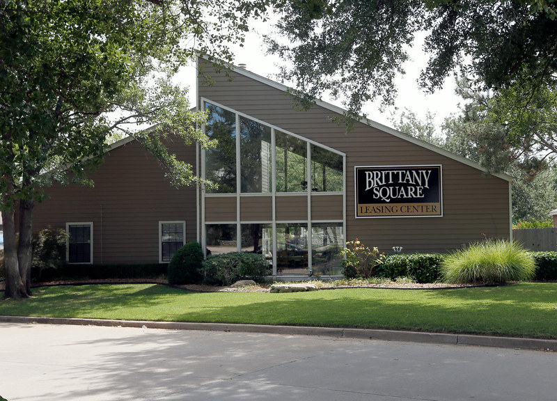 The 212-unit Brittany Square Apartments in Tulsa recently sold for $9,881,250.