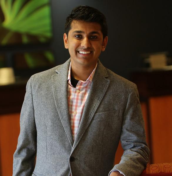 Director of Development Roshan Patel.