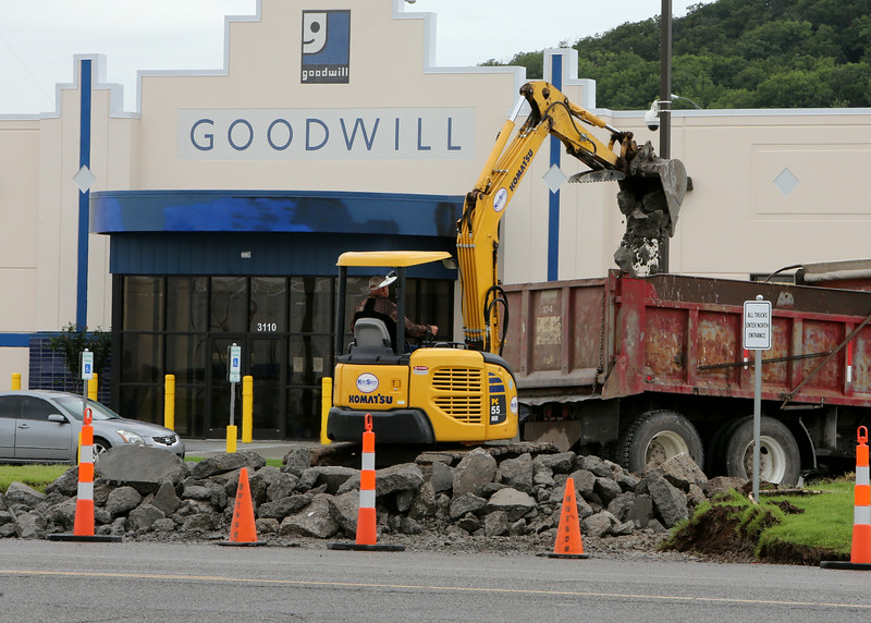 Goodwill Industries of Tulsa new $1.7 million retail store at 3110 Southwest Boulevard in scheduled to open July the 10th.