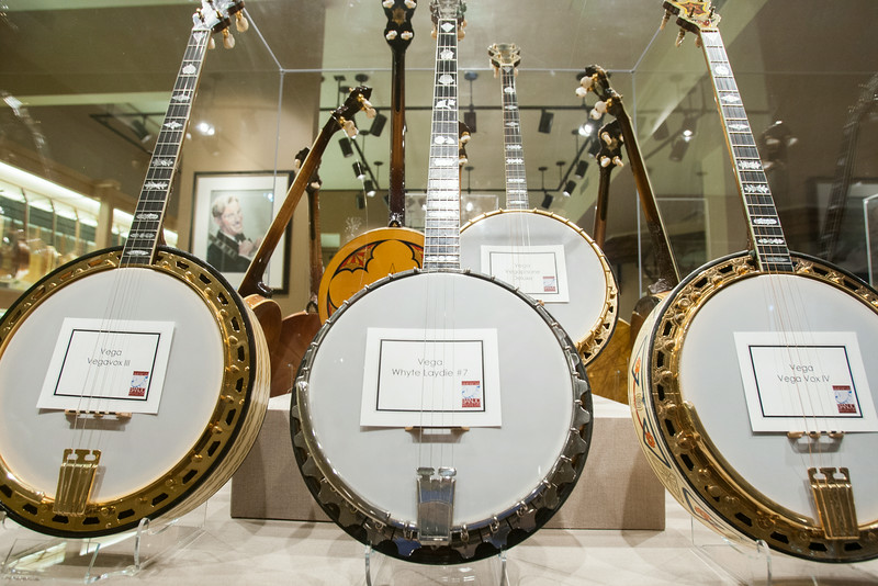 The American Banjo Museum in Oklahoma City, OK.
