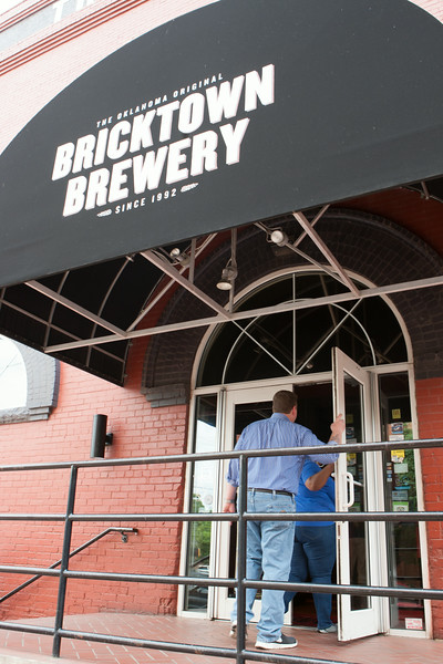 Bricktown Brewery in Oklahoma City, OK.