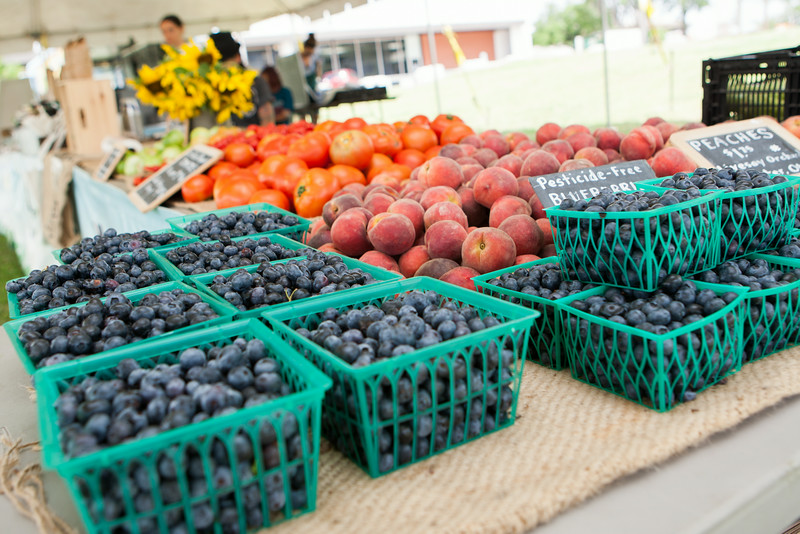 The Mid Town farmers market