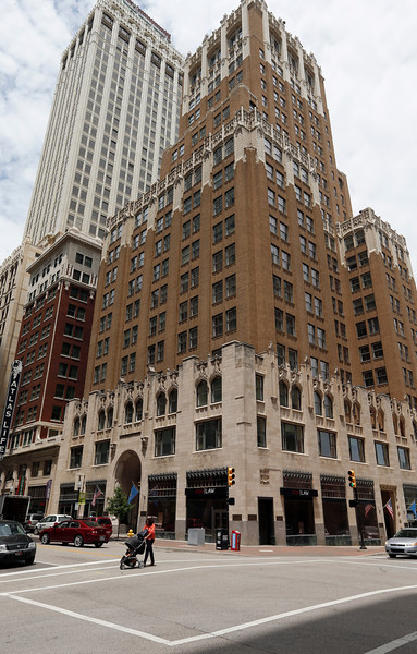 The offices of the Bengalia Land and Cattle Company located in the The Phil Tower in downtown Tulsa.