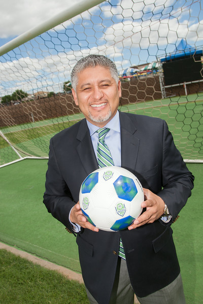 Jorge Hernandez, president of Tango Public Relations