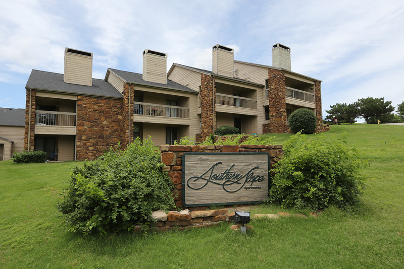 The Southern Slope Apartments in Tulsa.