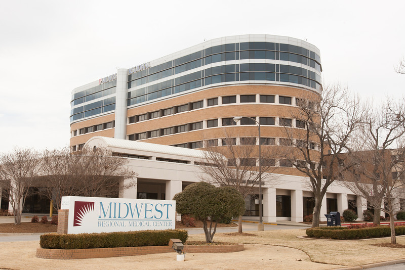 Midwest Reginal Medical Center in Midwest City, OK.