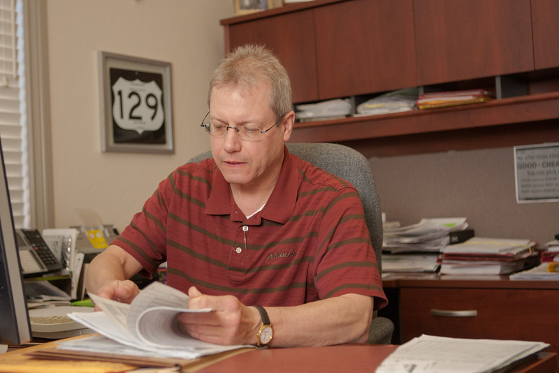 Randy Cloud is a certified public accountant in Edmond, OK.
