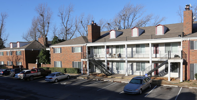 The 78-unit Southern Elms Apartments in midtown Tulsa recently sold for $2,800,000, or $35,897 per unit.