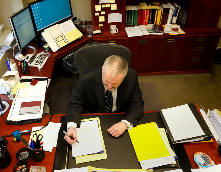 Michael Pacewicz, Attorney with the Crowe Dunlevy law firm in Tulsa.
