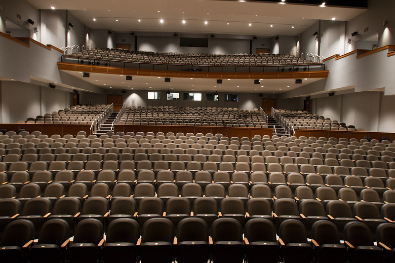 The new Sarky's Theater at Oklahoma City Community College.