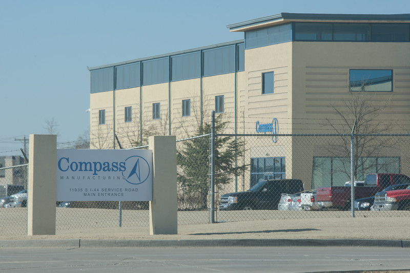 Compoass Manufacturing in Oklahoma City, OK.
