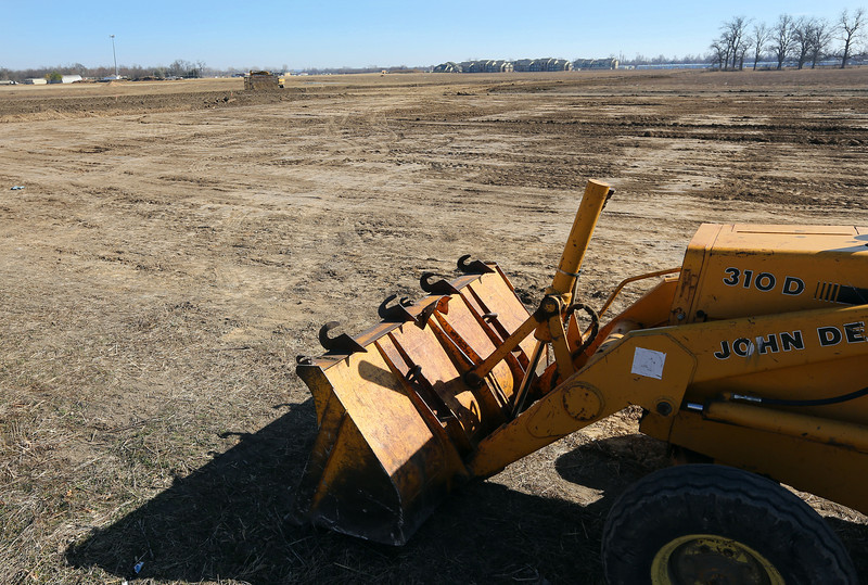 Developers are transforming a large sod farm in Bixby tinto the Quail Creek housing addition.