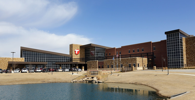 The Tulsa Tech campus in Owasso.