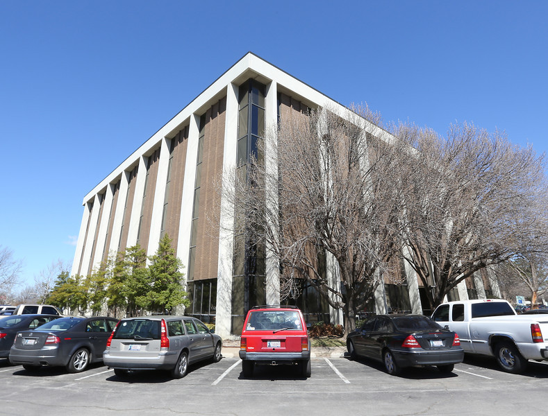 The Cherokee building at the Tech Ridge Office complex.<br /> <br /> See Kirby for the Cutline on this
