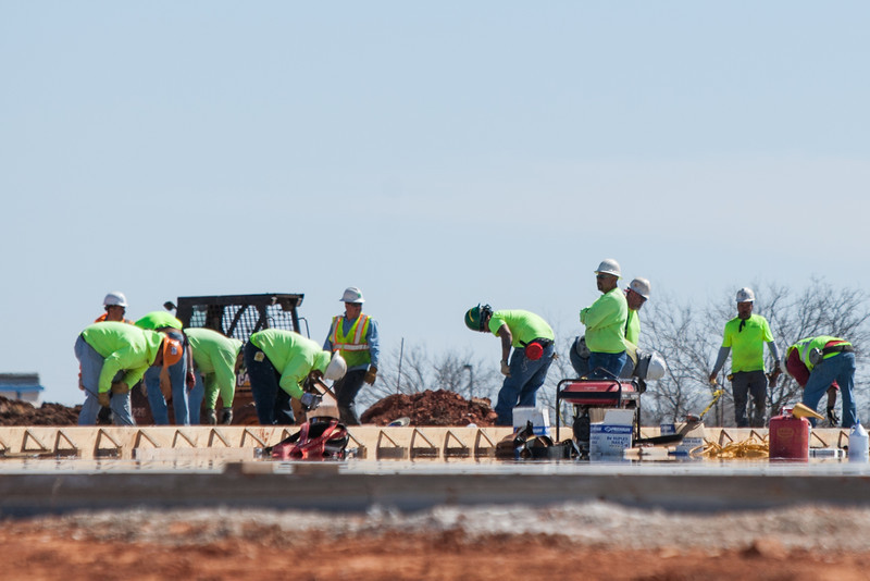 "Construction of Oak Hallow Industrial Park has begun on SE 89th Street in Oklahoma City, OK. The new class ""A"" facility will be 60,000 square feet up on completion."